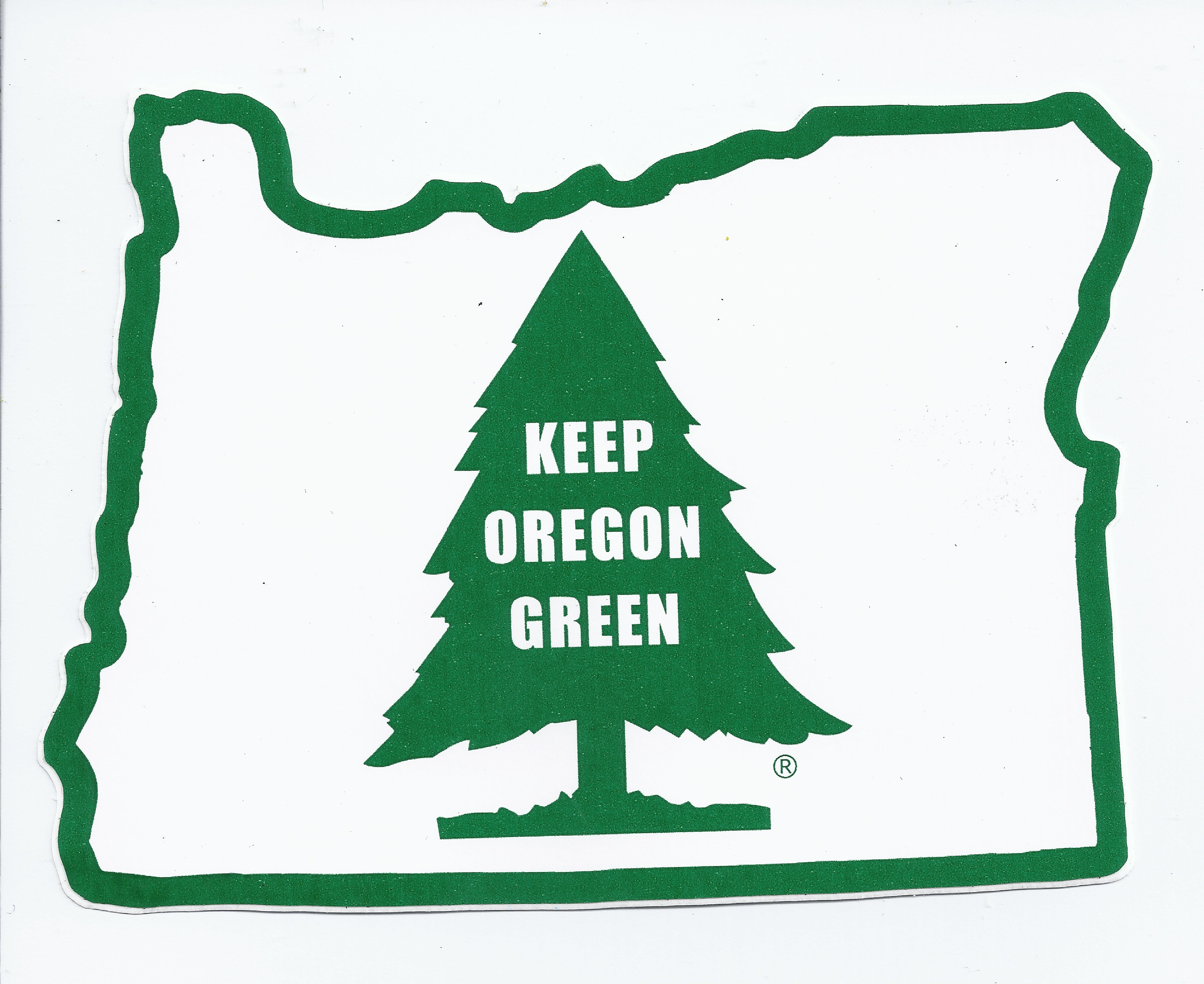 Mud Flaps Keep Oregon Green Keep Oregon Green
