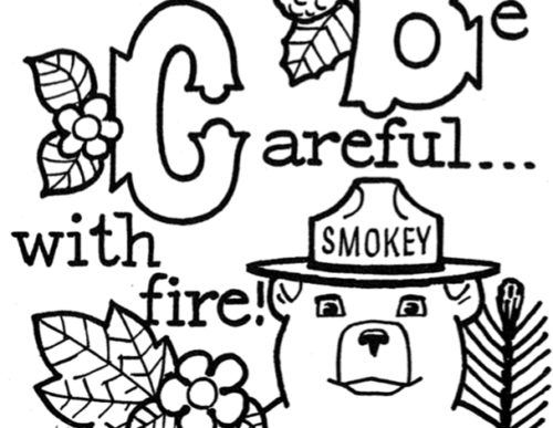 preview of Smokey's ABC's
