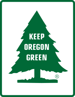 Keep Oregon Green logo